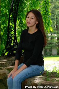 Author Amy Chua